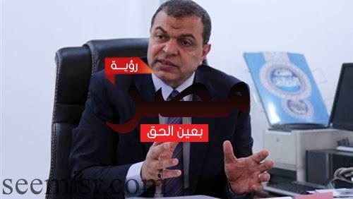 وزير القوى العاملة: وظائف بمرتب 7000 جنيه بالقطاع الخاص والشباب يريد وظيفة حكومية