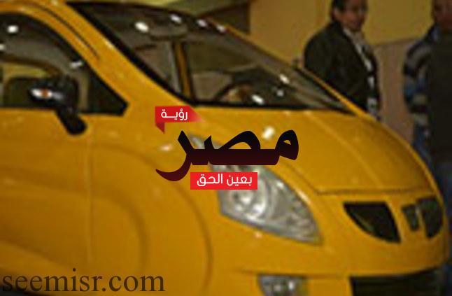 صناعة اول سيارة مصرية