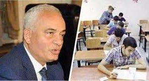 رئيس قطاع التعليم يطمئن طلاب الثانوية العامة