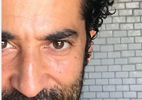 عمرو سعد: الناس اتخضوا ليه من شعري؟