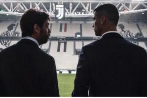مينديز: رونالدو سيجلب دوري الأبطال إلى تورينو