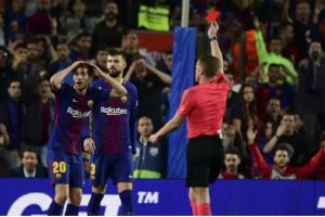 رسمياً.. برشلونة يفقد خدمات سيرجي روبيرتو في السوبر الإسباني
