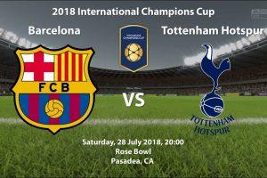 كورة اون لاين مشاهدة مباراة برشلونة وتوتنهام في كأس الأبطال الدولية اليوم بث مباشر بجودة عالية HD