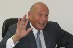 إستقبال السفير الإيطالي بالقاهرة