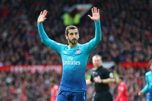 مخيتاريان: أستمتع باللعب في أرسنال أكثر من مانشستر يونايتد