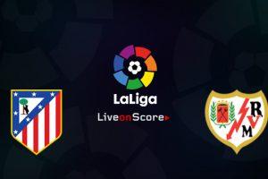 كورة لايف مشاهدة مباراة أتلتيكو مدريد ورايو فاليكانو اليوم في الدوري الاسباني بث مباشر رابط يوتيوب HD