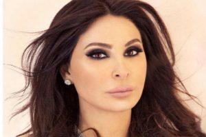 بعد شفائها من السرطان، إليسا تدعم حق المرأة العربية في تونس والسعودية من خلال تويتر
