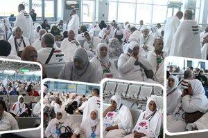 مغادرة 4753 حاجا غدا من مطار القاهرة