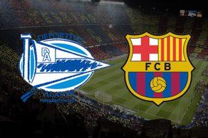 يلا شوت مشاهدة مباراة برشلونة و ديبورتيفو ألافيس في الدوري الاسباني اليوم بث مباشر بجودة عالية HD