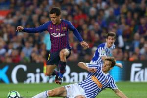 مباراة برشلونة وريال سوسيداد مهددة بالتأجيل