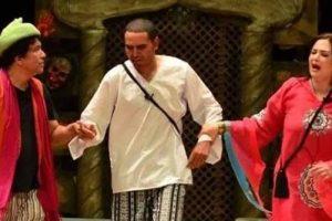مسرحية ودنك منين ياجحا تحقق أعلى الإيرادات في الإسكندرية