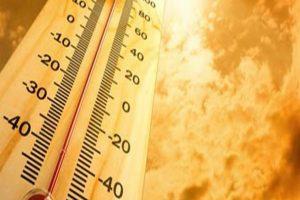 درجات الحرارة المتوقعة غدا الخميس الموافق 16/8/2018