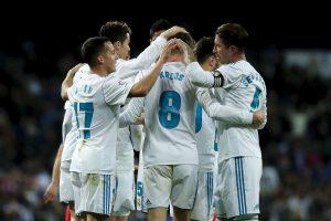 تعرف على قائمة ريال مدريد لمباراة السوبر الأوروبي أمام أتلتيكو مدريد