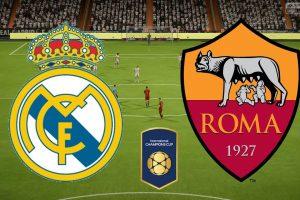 نتيجة وملخص اهداف مباراة ريال مدريد وروما اليوم بجودة عالية HD الكأس الدولية للأبطال
