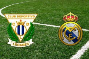 نتيجة وملخص أهداف مباراة ريال مدريد وليغانيس اليوم في الدوري الإسباني 2018 بجودة عالية