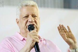 """""""مرتضى منصور"""" يعود من جديد ليهاجم """"معصوم مرزوق"""""""