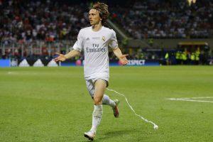مودريتش يرحل عن ريال مدريد في حالة واحدة
