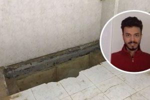 عمر أسامة شقيق بسام قتيل الرحاب يدلي بأقواله في قضية مقتل شقيقه أمام النيابة