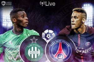 نتيجة وملخص أهداف مباراة باريس سان جيرمان وسانت إيتيان اليوم في الدوري الفرنسي بجودة عالية HD
