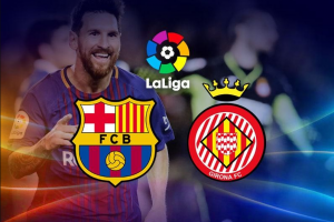 نتيجة وملخص أهداف مباراة برشلونة وجيرونا اليوم في الدوري الإسباني بجودة عالية HD