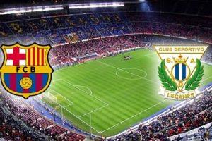يلا شوت مشاهدة مباراة برشلونة و ليغانيس اليوم في الدوري الاسباني بث مباشر بجودة عالية HD