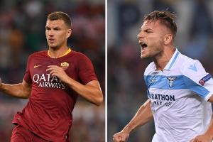 نتيجة وملخص أهداف مباراة روما ولاتسيو في الدوري الايطالي اليوم بجودة عالية HD