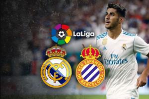 كورة اون لاين بث مباشر مباراة ريال مدريد وإسبانيول اليوم في الدوري الاسباني بث مباشر بجودة عالية HD