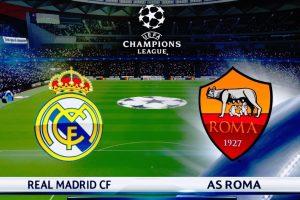 يلا شوت مشاهدة مباراة ريال مدريد وروما اليوم الاربعاء 19/9/2018 في دوري أبطال أوروبا بث مباشر بجودة عالية HD