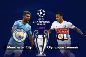 نتيجة وملخص أهداف مباراة مانشستر سيتي وليون اليوم في دوري أبطال أوروبا بجودة عالية HD