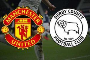 يلا شوت مشاهدة مباراة مانشستر يونايتد وديربي كاونتي اليوم في كأس رابطة الأبطال الإنجليزية بث مباشر بجودة عالية HD