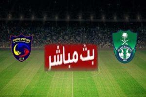 نتيجة وملخص أهداف مباراة الاهلي والحزم اليوم 21-9-2018 في الدوري السعودي للمحترفين