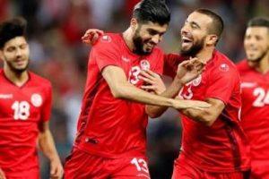 نتيجة وملخص أهداف مباراة تونس وسوازيلاند اليوم في تصفيات أمم أفريقيا 2019 بجودة عالية HD