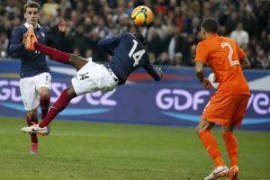 نتيجة وملخص اهداف مباراة فرنسا وهولندا اليوم في دوري الأمم الأوروبية 2018