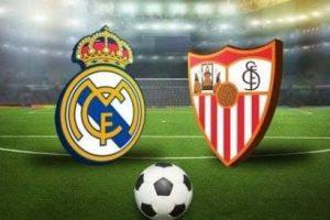 قناة مفتوحة تنقل مشاهدةمباراة ريال مدريد وإشبيلية اليوم في الدوري الاسباني مجانا على النايل سات