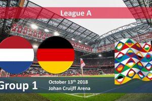 نتيجة وملخص أهداف مباراة المانيا وهولندا اليوم في بطولة دوري الأمم الأوروبية 2018