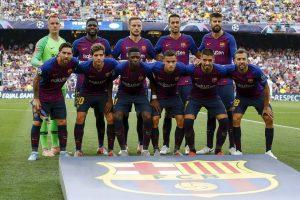 نتيجة وملخص أهداف مباراة برشلونة وكولتورال ليونيسا اليوم 31/10/2018 في كأس إسبانيا