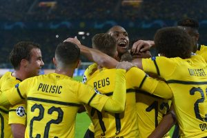 نتيجة وملخص أهداف مباراة بوروسيا دورتموند ويونيون اليوم 31-10-2018 في كأس ألمانيا