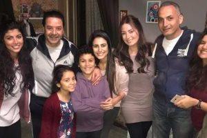 أبطال أبو العروسة 2 يشاهدون الحلقات وسط جمهورهم ويعبرون عن سعادتهم بردود الأفعال