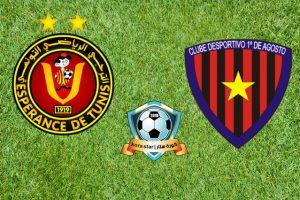 نتيجة وملخص أهداف مباراة الترجي وبريميرو دي اوجوستو اليوم في نصف نهائي دوري أبطال أفريقيا بجودة HD