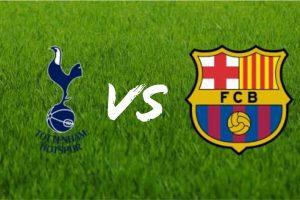 تردد قناة مفتوحة تنقل مشاهدة مباراة برشلونة وتوتنهام بث مباشر اليوم في دوري أبطال أوروبا مجانا علي النايل سات