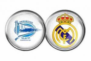 نتيجة وملخص أهداف مباراة ريال مدريد وألافيس اليوم في الدوري الإسباني بجودة عالية