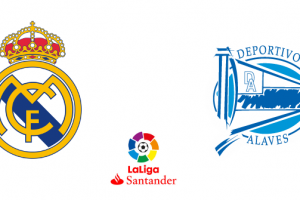 نتيجة وملخص أهداف مباراة ريال مدريد و ديبورتيفو ألافيس اليوم في الدوري الاسباني للمحترفين