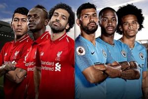 نتيجة وملخص أهداف مباراة ليفربول ومانشستر سيتي  بتاريخ 7/10/2018 في الدوري الانجليزي