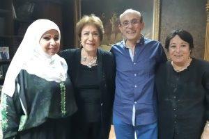 سميحة أيوب لـ محمد صبحي: عملت فينا كده ليه؟ انت فعلا وريتنا خيبتنا؟