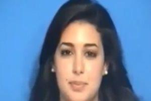 فيديو أول اختبار تمثيل للفنانة ياسمين صبري ينتشر على فيس بوك
