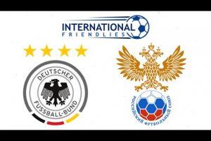 يلا شوت مشاهدة مباشر ألمانيا وروسيا الخميس 15/11/2018 في مباراة دولية ودية