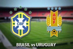يلا شوت مشاهدة بث مباشر مباراة البرازيل والأوروغواي الجمعة 16/11/2018 في مباراة دولية ودية