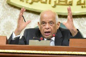 رئيس البرلمان يشير الى تهاون عدد من المحافظين في أعمالهم خلال جلسة اليوم