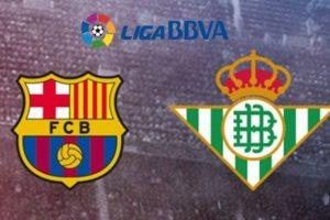 نتيجة وملخص اهداف مباراة برشلونة وريال بيتيس اليوم الأحد 11/11/2018 في الدوري الإسباني