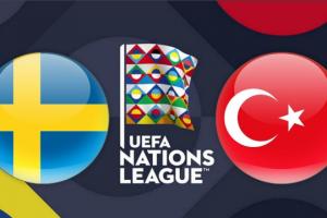نتيجة وملخص أهداف مباراة تركيا والسويد السبت 17/11/2018 في دوري الأمم الأوروبية